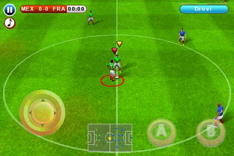 Real Soccer 2010  1.1.0-02
